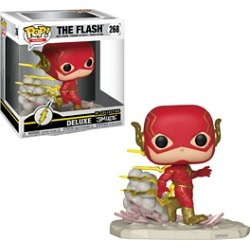 POP! Heroes: Jim Lee Collection - The Flash (Deluxe) - GAME Exclusive for Scaled Models