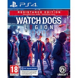 Watch Dogs Legion Resistance Edition - GAME Exclusive for PlayStation 4