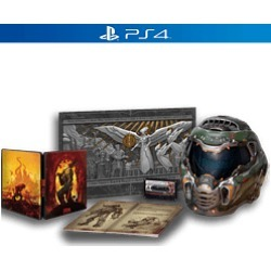 DOOM Eternal Collectors Edition - GAME Exclusive for PlayStation 4