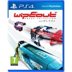 WipEout Omega Collection - The Only on PlayStation Collection - GAME Exclusive for PlayStation 4