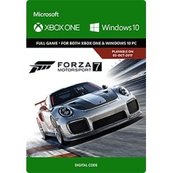 Forza Motorsport 7: Standard Edition Digital Download for Xbox One