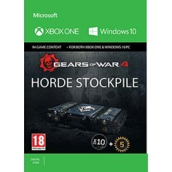 Gears of War 4: Horde Booster Stockpile for Xbox One