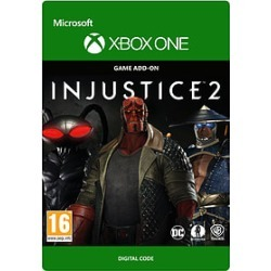 Injustice 2 Fighter Pack 2 DLC for Xbox One