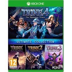 Trine Ultimate Collection - GAME Exclusive for Xbox One - Preorder