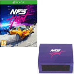 Need For Speed: Heat Collectors Edition - GAME Exclusive for Xbox One