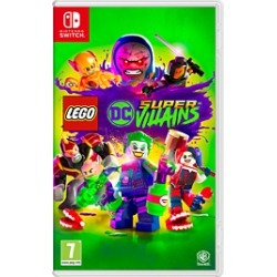 LEGO® DC Super-Villains for Switch - also available on Xbox One