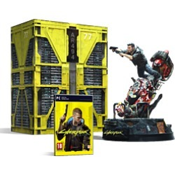 Cyberpunk 2077 Collector's Edition - GAME Exclusive for PC - Preorder
