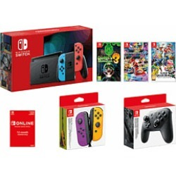 Nintendo Switch Premium Bundle for Switch