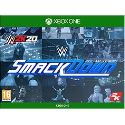 WWE 2K20 SmackDown! 20th Anniversary Edition - GAME Exclusive for Xbox One