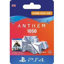 Anthem 1050 Shards Pack for PlayStation 4