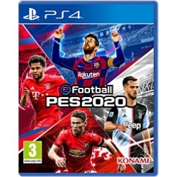 eFootball PES 2020 - GAME Exclusive for PlayStation 4 - Preorder