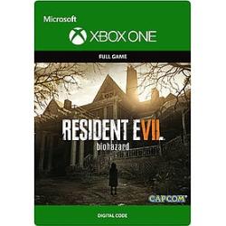 Resident Evil VII Biohazard Digital Download for Xbox One