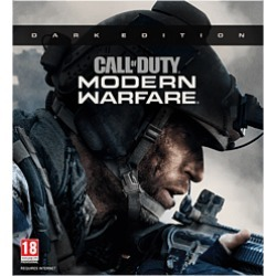 Call of Duty Modern Warfare - Dark Edition - GAME Exclusive for PlayStation 4