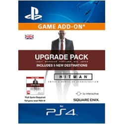Hitman Upgrade Pack for PlayStation 4