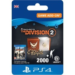 Tom Clancys The Division 2 - Welcome Pack for PlayStation 4