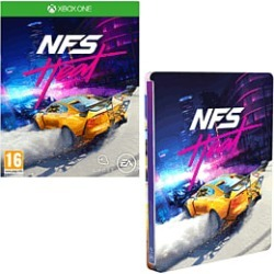 Need For Speed: Heat Steelbook Edition - GAME Exclusive for Xbox One