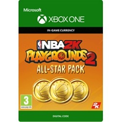 NBA 2K Playgrounds 2 All-Star Pack - 16,000 VC for Xbox One