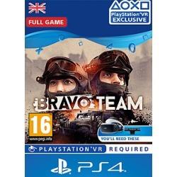Bravo Team Digital Download for PlayStation 4