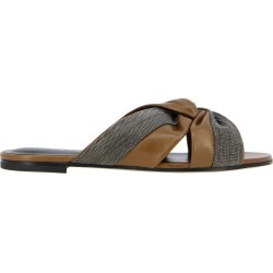 Flat Sandals Shoes Women Fabiana Filippi found on Bargain Bro UK from giglio.com uk