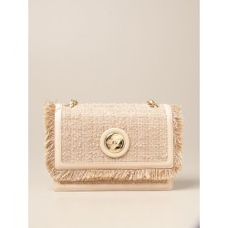 Elisabetta Franchi tweed bag found on MODAPINS from giglio.com us for USD $289.74