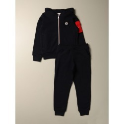 Jumpsuit MONCLER Kids colour Blue found on Bargain Bro UK from giglio.com uk