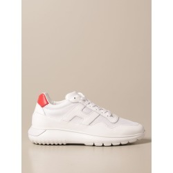 Interactive cube Hogan sneakers in leather and micro mesh found on Bargain Bro from giglio.com us for USD $264.23