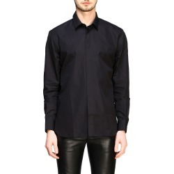 Shirt Saint Laurent Basic Poplin Shirt With Italian Collar