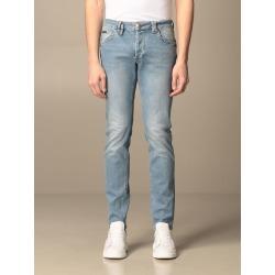Jeans PHILIPP PLEIN Men color Denim found on Bargain Bro India from giglio.com us for $434.60