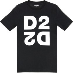 T-shirt Dsquared2 Junior Short-sleeved T-shirt With Logo