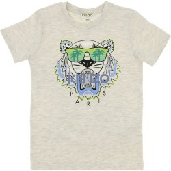 T-shirt Kenzo Junior Short-sleeved T-shirt With Logo