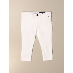 Jeans TOMMY HILFIGER Kids color White found on Bargain Bro India from giglio.com us for $92.70