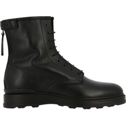 Boots Woolrich Ankle Boots In Leather With Zip