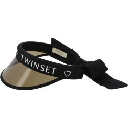 Hat Girl Twin-set Visor With Logo found on Bargain Bro from giglio.com us for USD $31.92