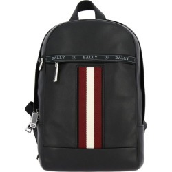 Backpack Hari Bally Leather Backpack With Trainspotting Band