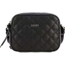 Bag Liu Jo Bag In Quilted Leather With Metallic Logo