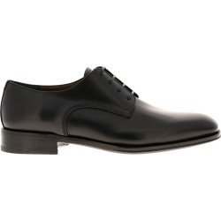 Brogue Shoes Daniel Salvatore Ferragamo Smooth Leather Derby With Rubber Sole found on Bargain Bro UK from giglio.com uk