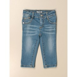 Jeans ICEBERG Kids color Blue found on Bargain Bro India from giglio.com us for $103.14