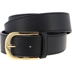 Belt Liu Jo Leather Belt With Classic Buckle