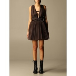 Brognano short dress in tulle found on MODAPINS from giglio.com us for USD $446.19