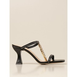 Heeled Sandals JW ANDERSON Women color Black found on Bargain Bro from giglio.com us for USD $506.45