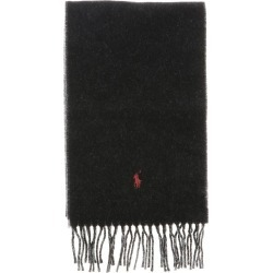 Scarf Polo Ralph Lauren Two-tone Scarf With Logo
