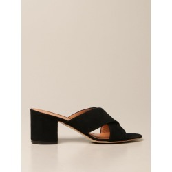 Heeled Sandals VIA ROMA 15 Women color Black found on Bargain Bro from giglio.com us for USD $161.18
