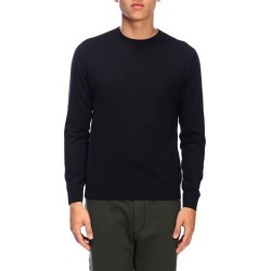 Jumper Prada Knit Jumper In Worsted Wool With A Fineness Of 30