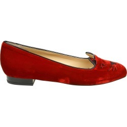 Ballet Flats Ballet Flats Women Charlotte Olympia found on MODAPINS from giglio.com us for USD $207.00