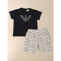 Emporio Armani t-shirt + shorts set found on Bargain Bro UK from giglio.com uk