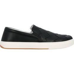 Sneakers Bottega Veneta Leather Slip On Sneakers With Maxi Weave found on Bargain Bro India from giglio.com us for $619.00