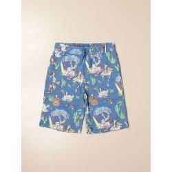 Stella McCartney shorts in printed cotton