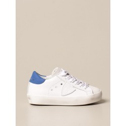Shoes PHILIPPE MODEL Kids color White found on Bargain Bro from giglio.com us for USD $127.71
