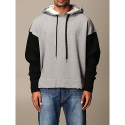 N ° 21 two-tone hooded sweatshirt found on MODAPINS from giglio.com us for USD $315.80