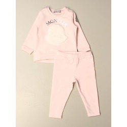 Jumpsuit MONCLER Kids colour Pink found on Bargain Bro UK from giglio.com uk
